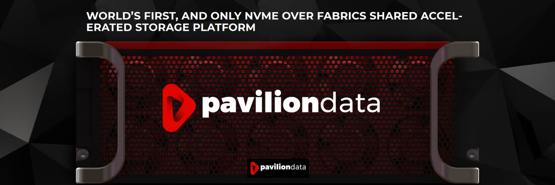 Pavilion Data's Products and Solutions