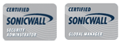 SonicWALL Certified