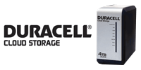 Duracell Cloud Storage