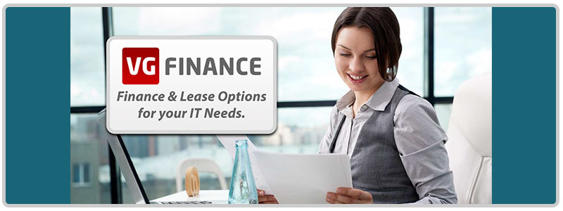 VG Finance - Finance & Lease Options for your IT Needs